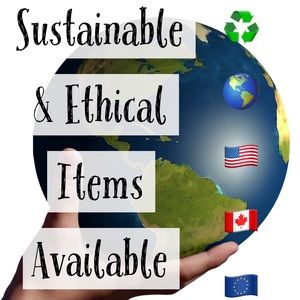 Sustainable Ethical ♻️🌎🇺🇸🇨🇦🇪🇺 in my closet!